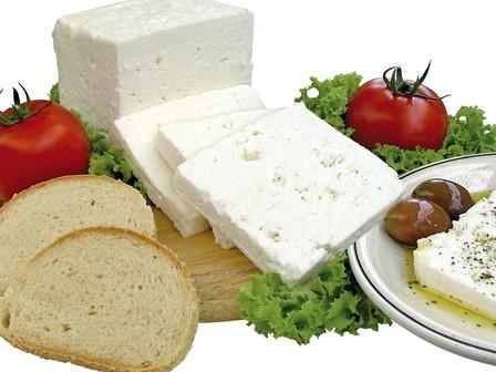 Греческий сыр Фета польза и вред для организма