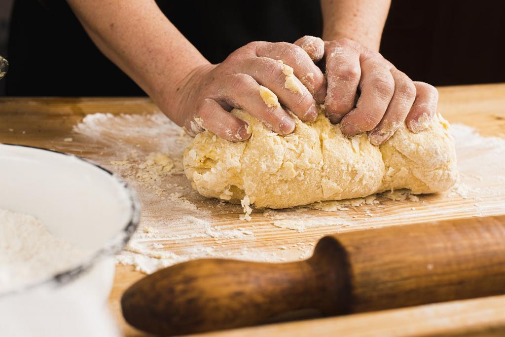 Рецепт булочек с корицей