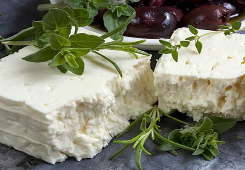 Греческий сыр Фета польза