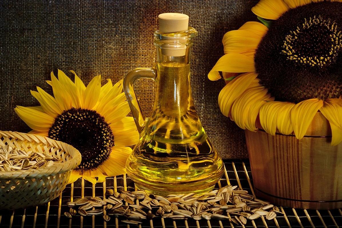 Подсолнечное масло польза и вред