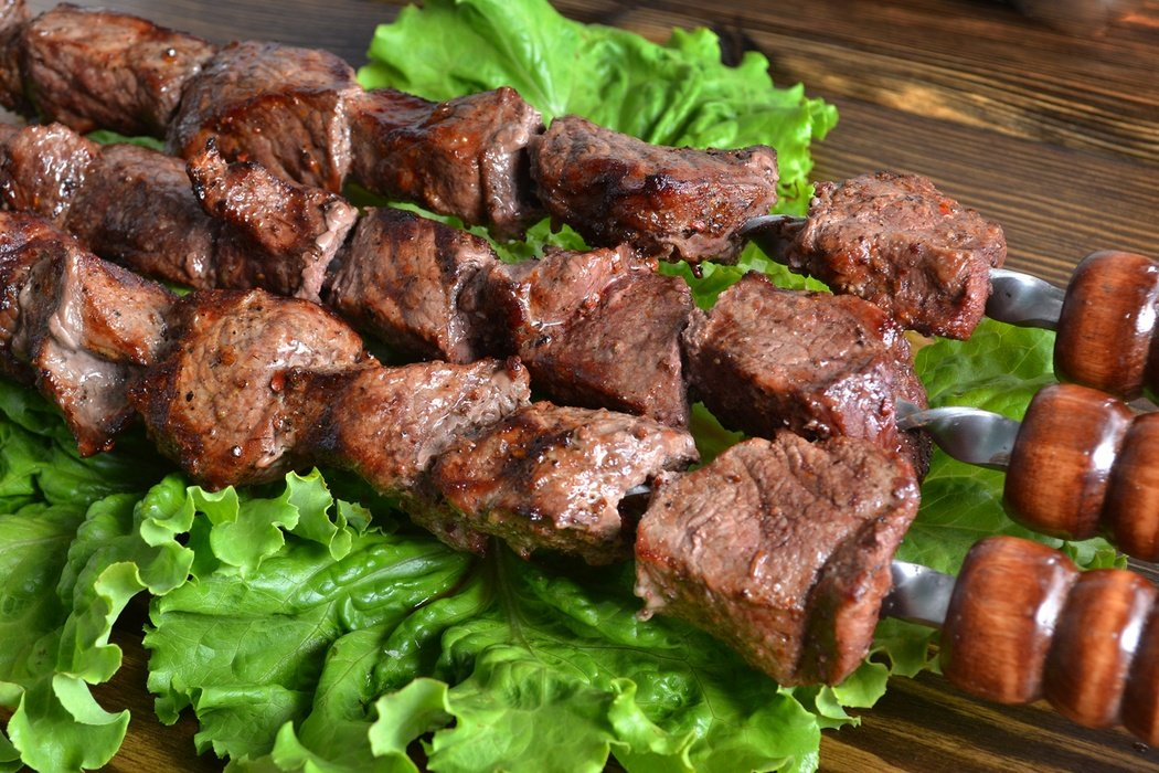 Рецепт шашлыка из свинины