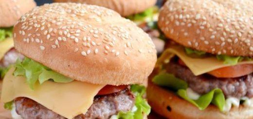 Бургер по классическому американскому рецепту