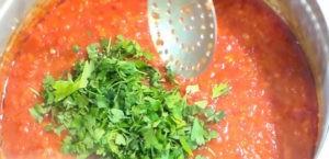 Рецепт аджики из перца болгарского