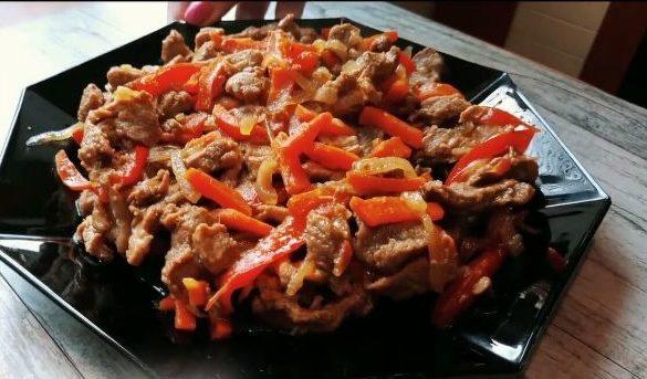 Рецепт мясо по тайски