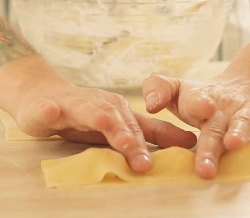 Рецепт равиоли с сыром вкусно