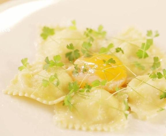 Рецепт равиоли с сыром