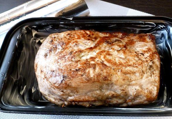 Приготовить фаршированное мясо